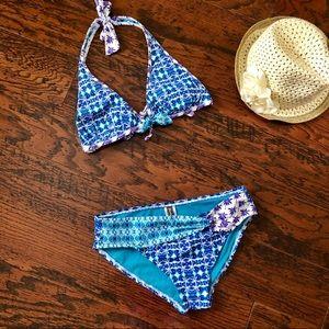 Tommy Bahama Reversible Kaleidoscope 2-Pcs Bikini